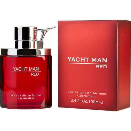 YACHT MAN RED by Myrurgia (MEN)