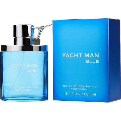 YACHT MAN BLUE by Myrurgia (MEN)