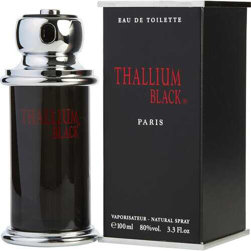 THALLIUM BLACK by Jacques Evard (MEN)