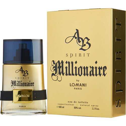 AB SPIRIT MILLIONAIRE by Lomani (MEN)