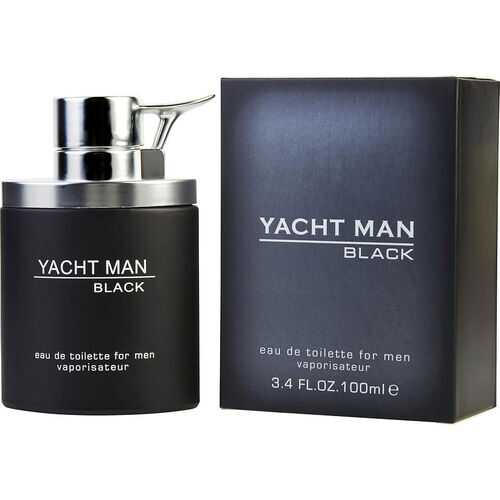 YACHT MAN BLACK by Myrurgia (MEN)