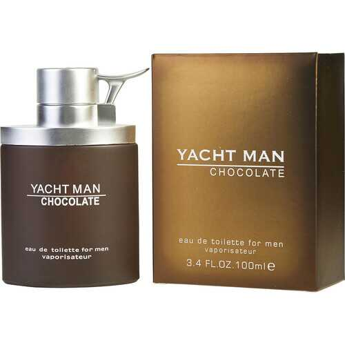 YACHT MAN CHOCOLATE by Myrurgia (MEN)