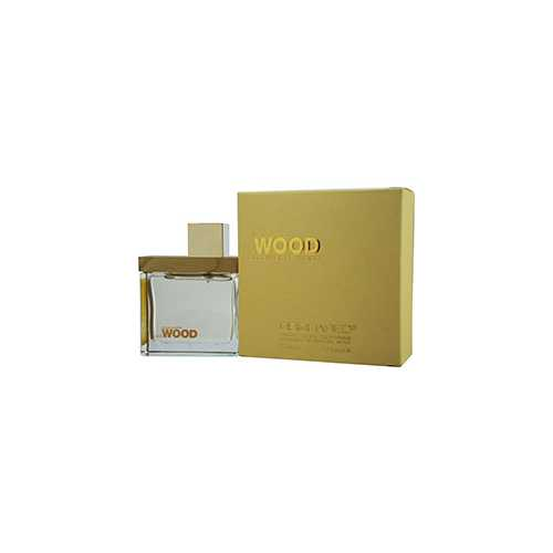 SHE WOOD GOLDEN LIGHT WOOD by Dsquared2 (WOMEN)