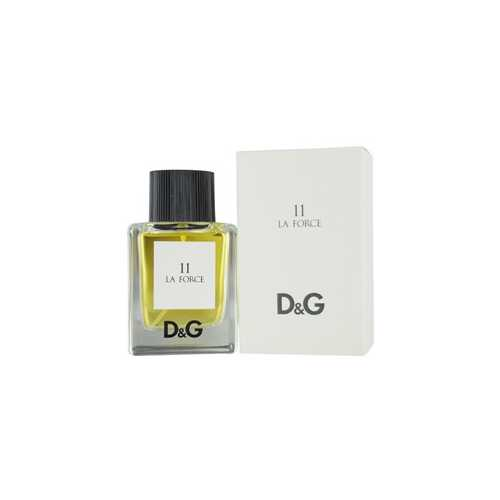 D & G 11 LA FORCE by Dolce & Gabbana (MEN)