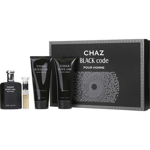 CHAZ BLACK CODE by Jean Philippe (MEN)