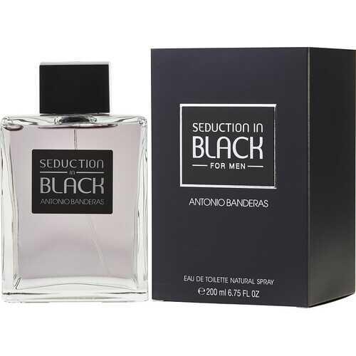 BLACK SEDUCTION by Antonio Banderas (MEN)