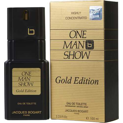 ONE MAN SHOW GOLD by Jacques Bogart (MEN)
