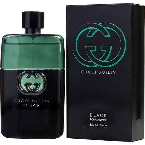 GUCCI GUILTY BLACK POUR HOMME by Gucci (MEN)