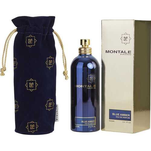 MONTALE PARIS BLUE AMBER by Montale (UNISEX)