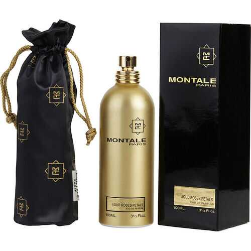 MONTALE PARIS AOUD ROSES PETALS by Montale (UNISEX)