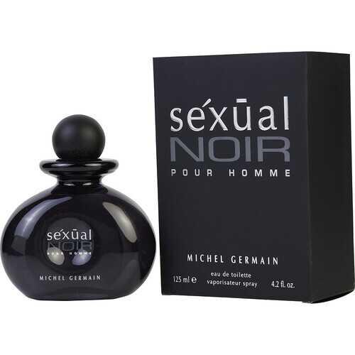 SEXUAL NOIR by Michel Germain (MEN)