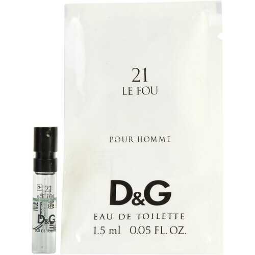 D & G 21 LE FOU by Dolce & Gabbana (MEN)