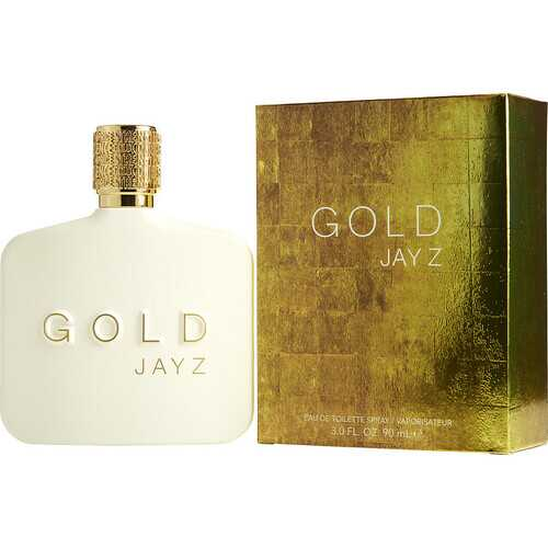 JAY Z GOLD by Jay-Z (MEN)