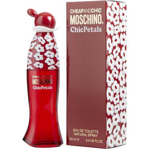 MOSCHINO CHEAP & CHIC PETALS by Moschino (WOMEN)