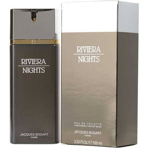 RIVIERA NIGHTS by Jacques Bogart (MEN)