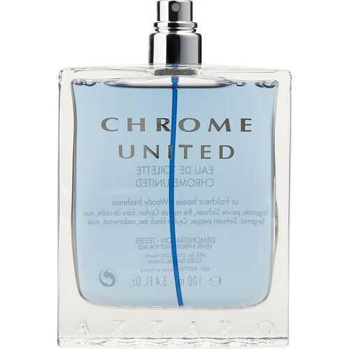 CHROME UNITED by Azzaro (MEN)
