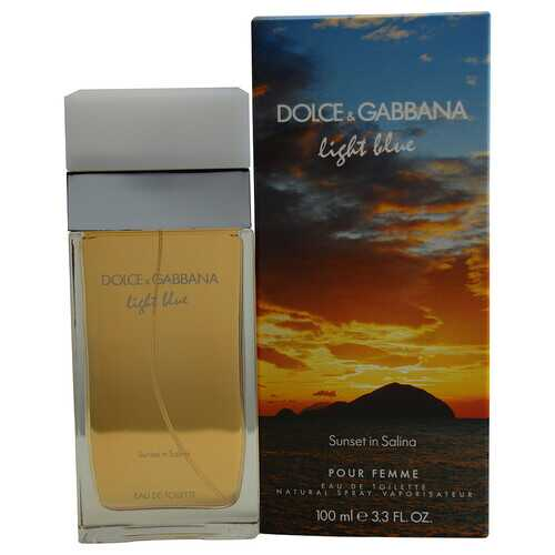 D & G LIGHT BLUE SUNSET IN SALINA by Dolce & Gabbana (WOMEN)
