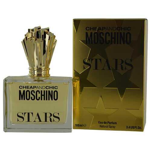 MOSCHINO CHEAP & CHIC STARS by Moschino (WOMEN)
