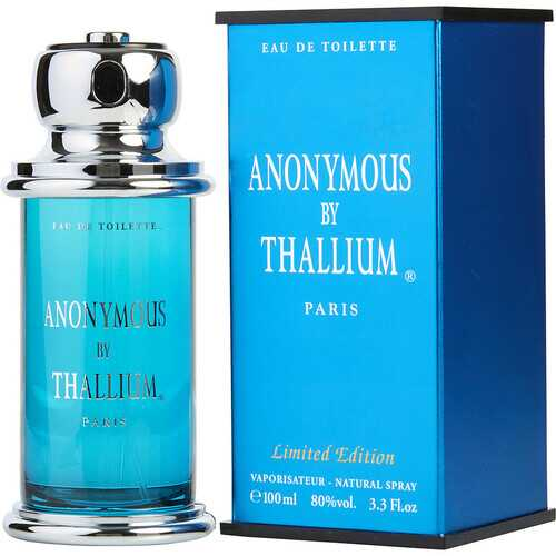 THALLIUM ANONYMOUS by Jacques Evard (MEN)