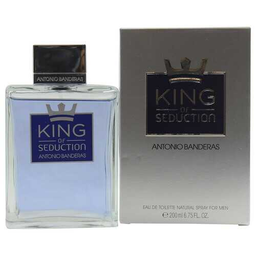 KING OF SEDUCTION by Antonio Banderas (MEN)