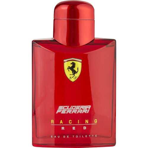 FERRARI SCUDERIA RACING RED by Ferrari (MEN)