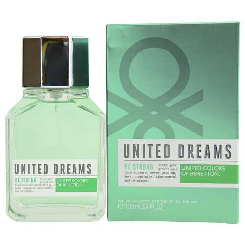 BENETTON UNITED DREAMS BE STRONG by Benetton (MEN)