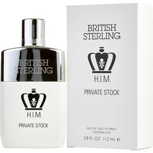BRITISH STERLING HIM PRIVATE STOCK by Dana (MEN)