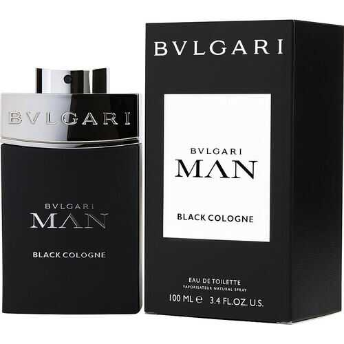 BVLGARI MAN BLACK COLOGNE by Bvlgari (MEN)