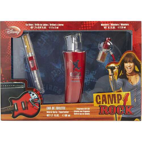 CAMP ROCK by Disney (WOMEN)