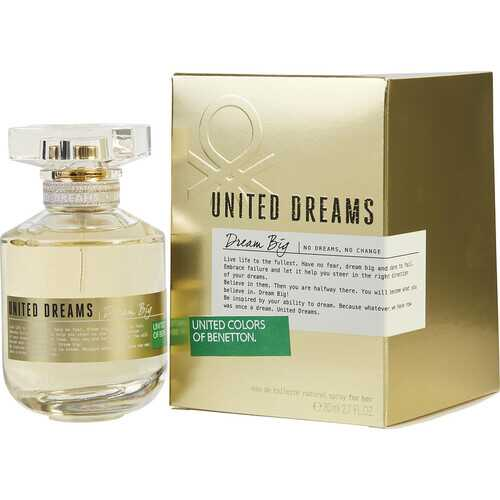 BENETTON UNITED DREAMS DREAM BIG by Benetton (WOMEN)