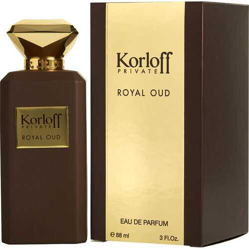 KORLOFF ROYAL OUD by Korloff (UNISEX)