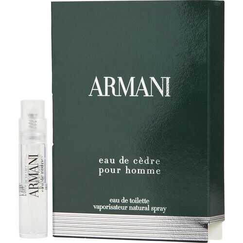 ARMANI EAU DE CEDRE by Giorgio Armani (MEN)