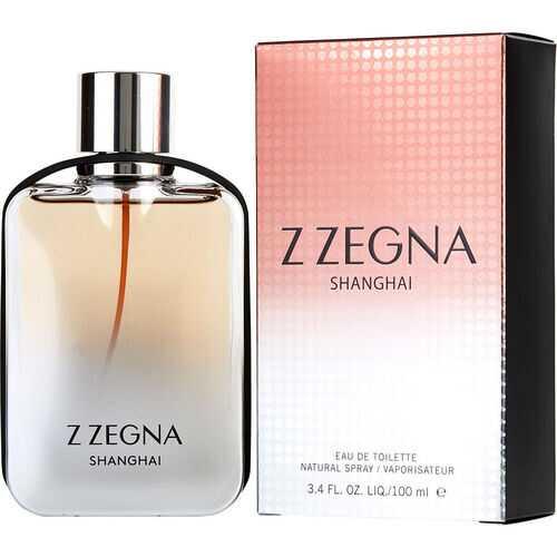 Z ZEGNA SHANGHAI by Ermenegildo Zegna (MEN)