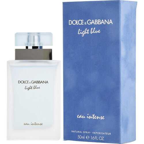 D & G LIGHT BLUE EAU INTENSE by Dolce & Gabbana (WOMEN)