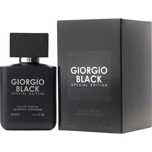 GIORGIO BLACK by Giorgio Group (MEN)
