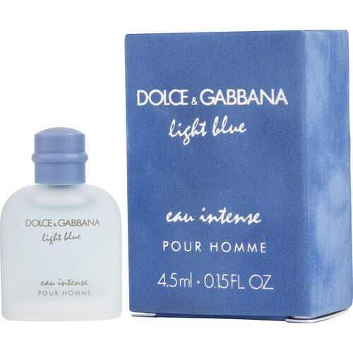 D & G LIGHT BLUE EAU INTENSE by Dolce & Gabbana (MEN)