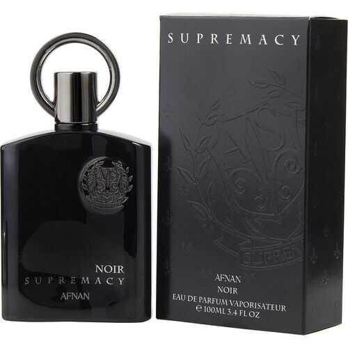 AFNAN SUPREMACY NOIR by Afnan Perfumes (UNISEX)