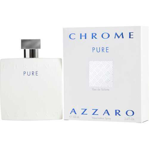 CHROME PURE by Azzaro (MEN)