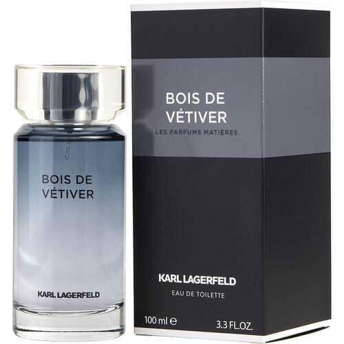 KARL LAGERFELD BOIS DE VETIVER by Karl Lagerfeld (MEN)