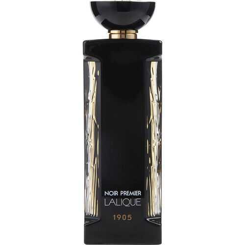 LALIQUE NOIR PREMIER TERRES AROMATIQUES 1905  by Lalique (WOMEN)