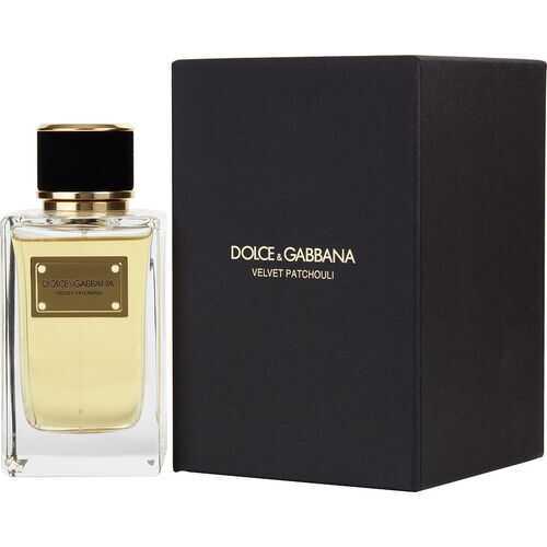 DOLCE & GABBANA VELVET PATCHOULI by Dolce & Gabbana (UNISEX)