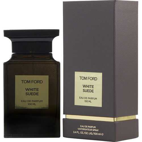 TOM FORD WHITE SUEDE by Tom Ford (UNISEX)