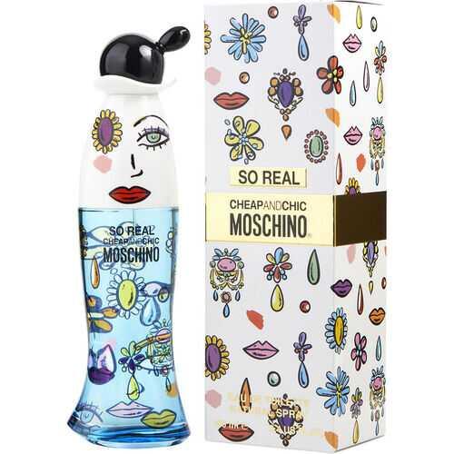 MOSCHINO CHEAP & CHIC SO REAL by Moschino (WOMEN)