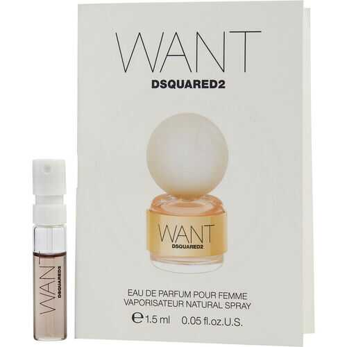 DSQUARED2 WANT by Dsquared2 (WOMEN)