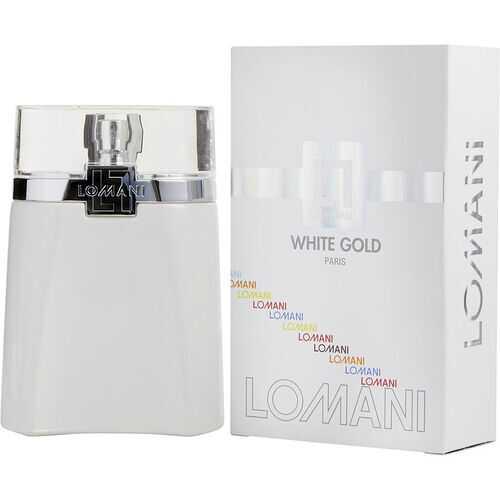 LOMANI WHITE GOLD by Lomani (MEN)