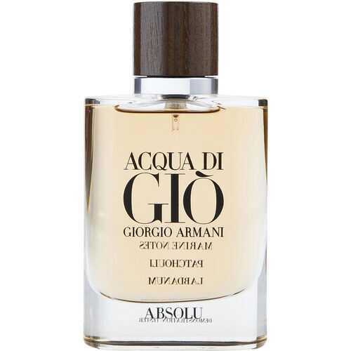 ACQUA DI GIO ABSOLU by Giorgio Armani (MEN)
