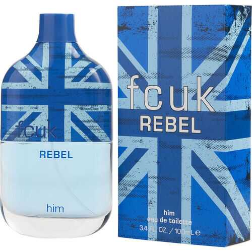 FCUK REBEL HIM by French Connection (MEN)