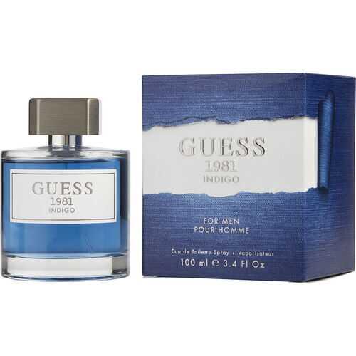 GUESS 1981 INDIGO by Guess (MEN)