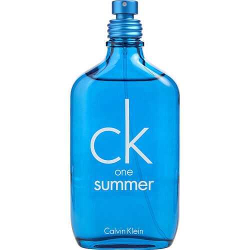 CK ONE SUMMER by Calvin Klein (UNISEX)