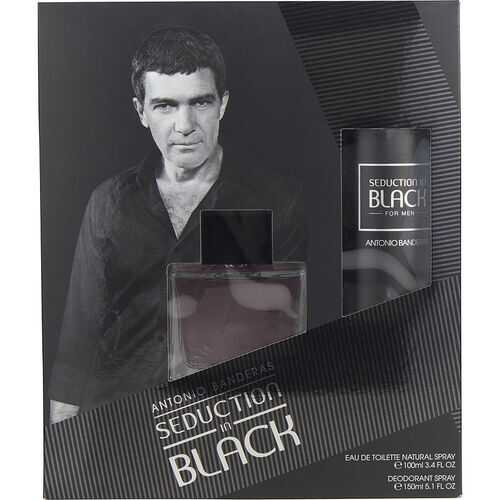 BLACK SEDUCTION by Antonio Banderas (MEN)
